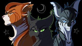 •[Коты~Воители] {Остролистая, Львиносвет, Воробей} Natural  заказ с канала Cat Warrior Family •