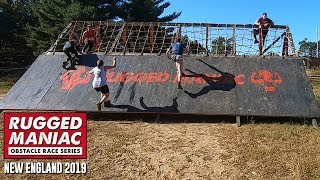 Rugged Maniac 2019 (All Obstacles)