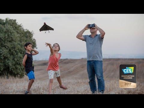 Gadget  0 Aereoplanino-Drone di carta  Power^UP POWERUP FPV