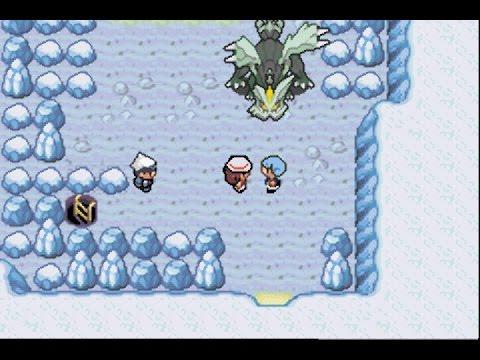 Pokemon Dark Rising Ep 28- Iceland City!