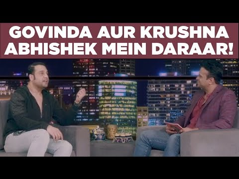 Krushna On His Live In Relations & Secret Marriage To Kashmera!