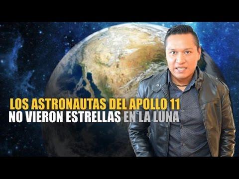 ¿Los astronautas del Apollo 11 no vieron estrellas en la Luna?