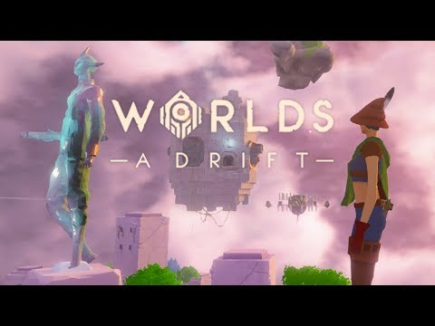 STARTING OVER BECAUSE I BROKE THE GAME (BORROWING SHIP PARTS Pt.1) | Worlds Adrift Closed Beta
