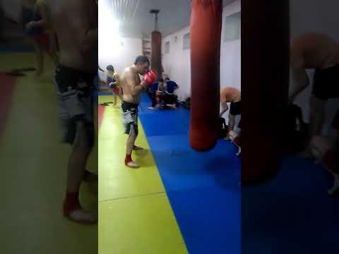 Kickboxing aze sumqayit Cabbar