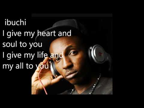 lyrics to ibuchi by frank edwards