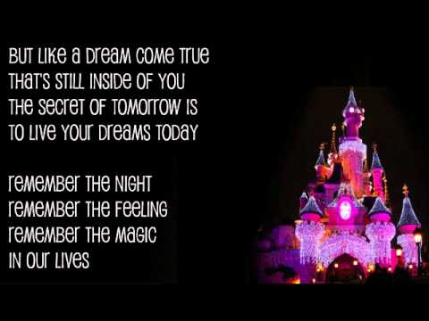Remember the Magic  Brian McKnight with lyrics
