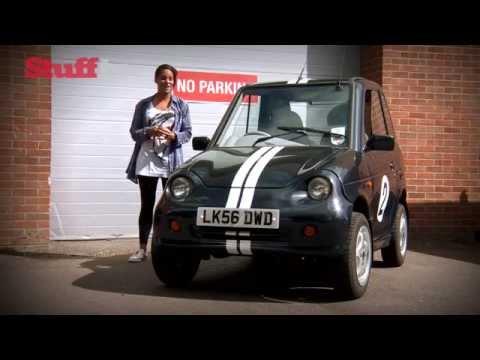 G Wiz I Electric Car Review