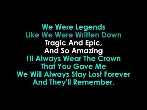 Mix - Legends karaoke Kelsea Ballerini