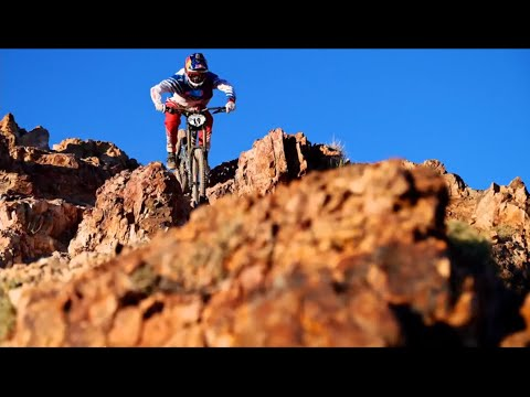 OVERHEARD: Bootleg Canyon DH with Aaron Gwin