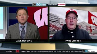 How Did Paul Chryst And Wisconsin Deal With COVID Crisis?   Big Ten Football