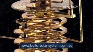 Build a Model Solar System (Australia edition)