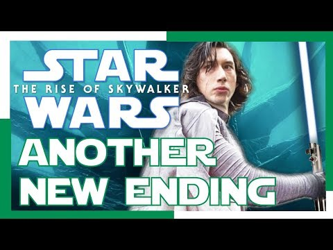 THE RISE OF SKYWALKER ENDING CHANGED AGAIN! LEAKED!