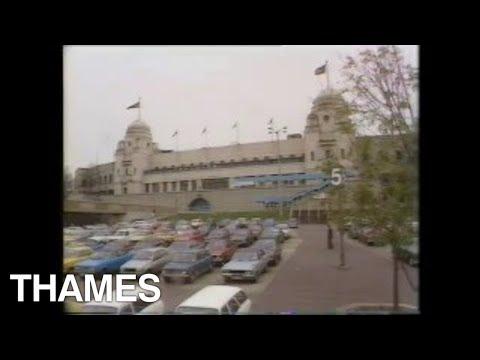 Wembley Stadium tour  - Thames Television - 1980