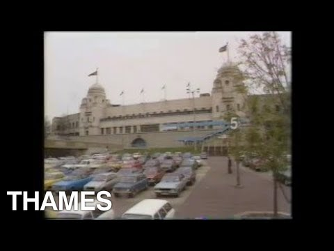 Wembley Stadium tour  | Football | Wish you were here |  1980