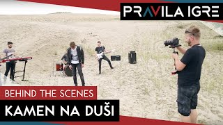 "Making of ""Kamen na duši"" (Behind the scenes)"