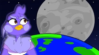What If The Moon Were Bigger Than Earth?   Dolan Life Mysteries