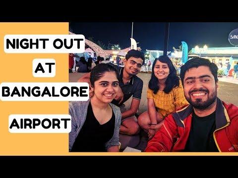 Kempegowda International Bangalore Airport 2019 | New Departure Area