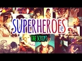 Heroes of Olympus -- Superheroes