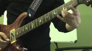Tự học guitar solo bài 1(Alternate picking exercise)