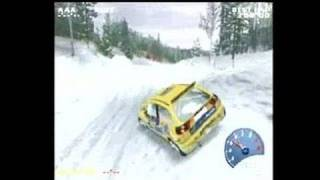 Test Drive V-Rally Dreamcast Gameplay_2000_05_03_1