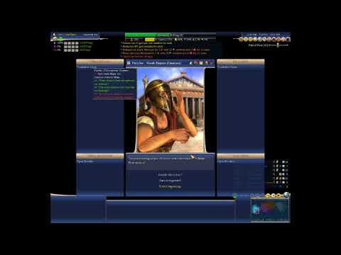 Civ 4 Deity 69 ( Pacal, Isolated ), Part 4