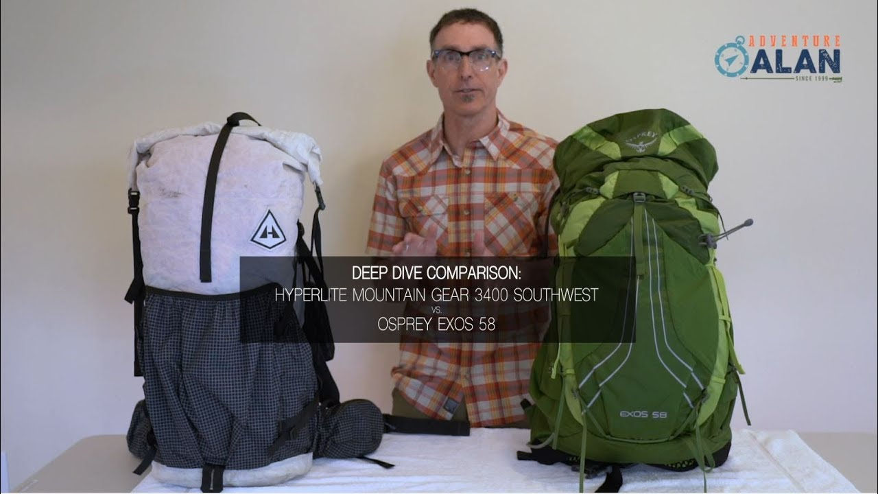 de41c41aa4 2019 Best Backpacks for Backpacking and Hiking - Adventure Alan