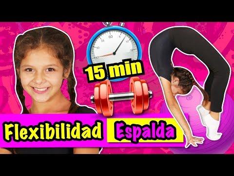 ¡COMO MEJORAR FLEXIBILIDAD DE ESPALDA! 💪 MI RUTINA DE ENTRENAMIENTO DE GIMNASIA RÍTMICA O ARTÍSTICA