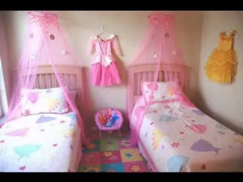 Disney Princess Room Design Decorations Ideas