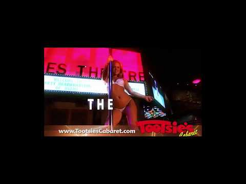 See why Tootsie's Cabaret is voted best strip club in America!