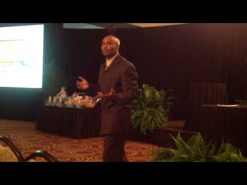 FORMER NFL ALL-PRO DONOVIN DARIUS EMPOWERS ORGANIZATIONS Pt2