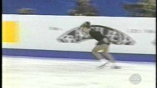 Tara Lipinski (USA) - 1997 World Figure Skating Championships, Ladies' Short Program