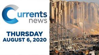 Currents News full broadcast for Thurs, 8/6/20 (Catholic news)