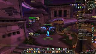 Bfa Patch 8.3 Boring Uldum Quest Ramkahen Rescue || World of Warcraft Battle for Azeroth