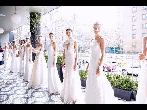 свадебная индустрия 2018 - Bu ilin gəlinlik modelləri (KOLLEKSİYA)