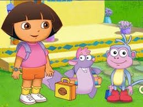 Dora the Explorer - Tico's Acorn Game - YouTube