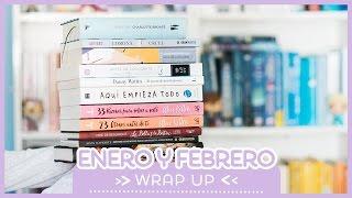 Mis lecturas de Enero y Febrero 2017 📖 | Anita Vela