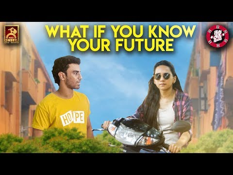 what-if-you-know-your-future-?-|-idhu-adhu-illa-#14-|-black-sheep
