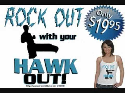 Rock Out With Your Hawk Out Fan T-Shirts Seattle Seahawks