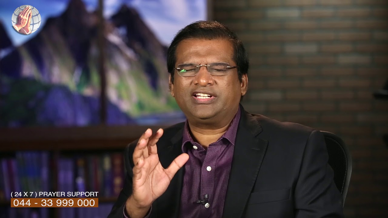 Receive His Peace In Your Home | Dr. Paul Dhinakaran