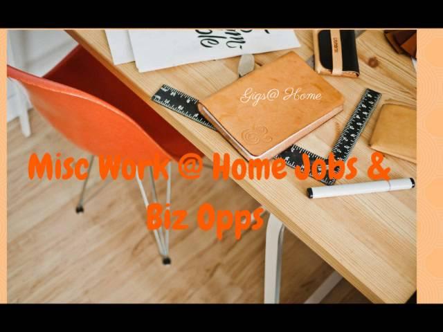 1200 Work @ Home Jobs | Non Phone (100% Remote)