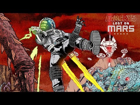 Far Cry 5 ► Lost On Mars ► DLC ► № 2 (стрим) thumbnail