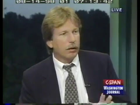 C-SPAN: with Gary Webb  1998