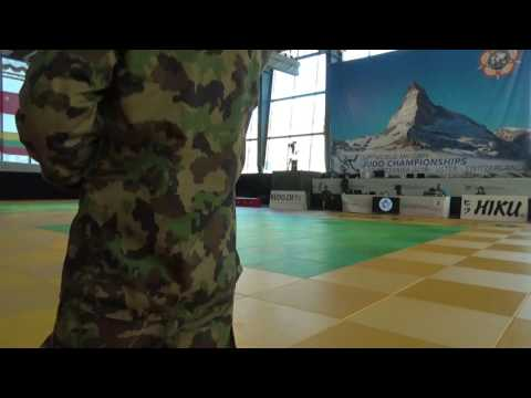 World Military Judo Championships - Day 2