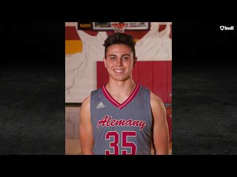 Vince Fier - 2018-19 Senior Highlights, Bishop Alemany High School