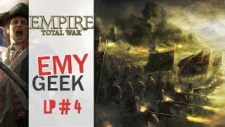 Empire Total War - Episode 4 : Attaque en Haute-Louisianne
