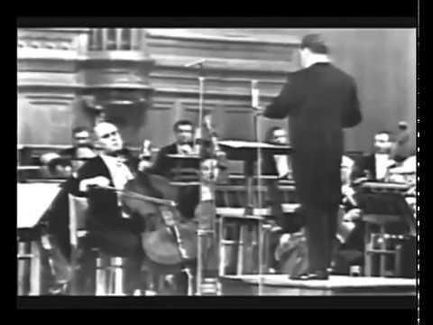 Mstislav Rostropovich - Shostakovich Cello Concerto No.2 Op.126