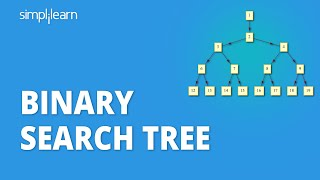 Binary Search Tree   Binary Search Trees(BST) Explained   Data Structures Tutorial   Simplilearn