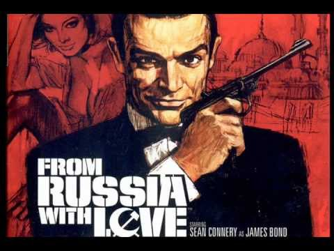 From Russia With Love 007 (PS2/Xbox/GC) Theme