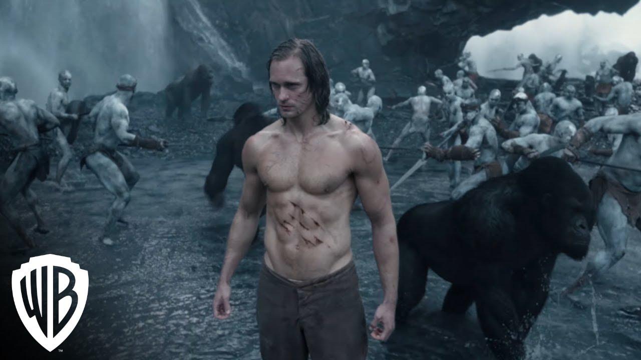 The Legend of Tarzan   4K Trailer   Warner Bros. Entertainment