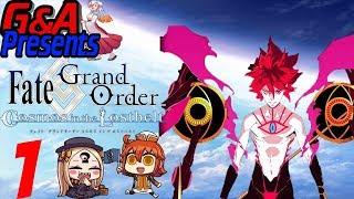 FGO JP: Oni's Drunk so Let's Stream LB4! Part 1